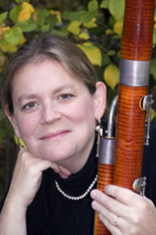 Margaret Phillips, bassoon