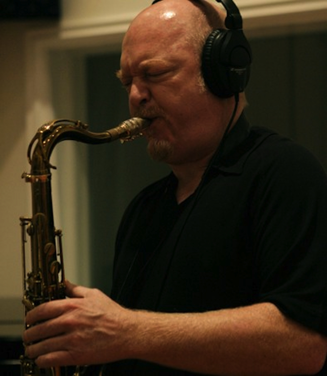 Brandon Fields, alto sax