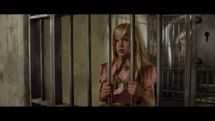 Danielle Parker, as Emily.