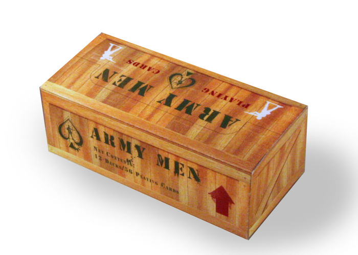Brick Box Design (Custom Artwork Only if 250% is Raised)
