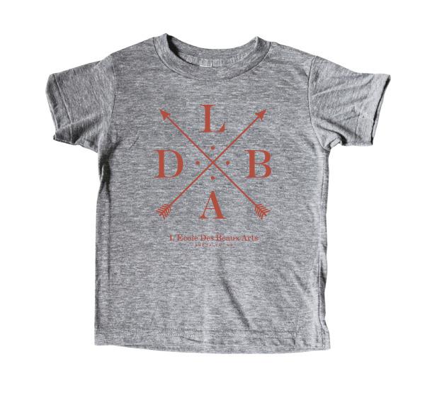 LDBA Kid's shirt