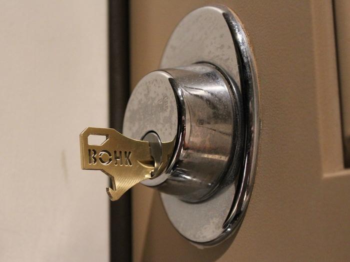 Unlocking Door