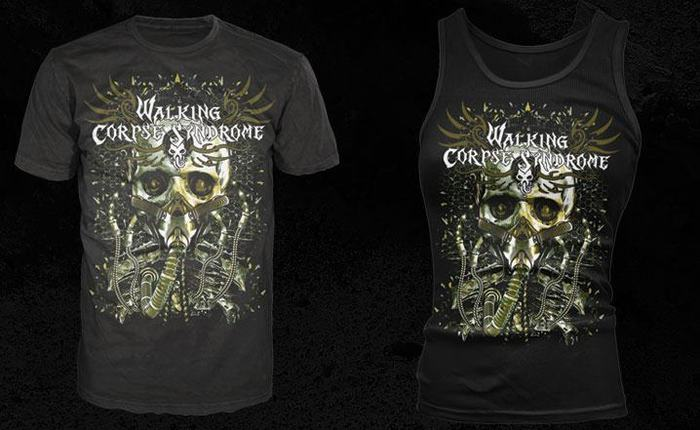 "Full Color ""Alive in Desolation"" Shirt"