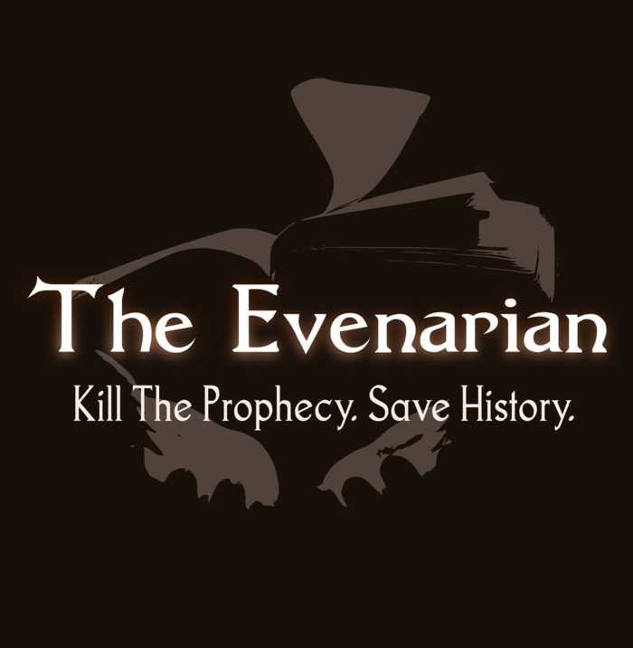 Kill The Prophecy. Save History.