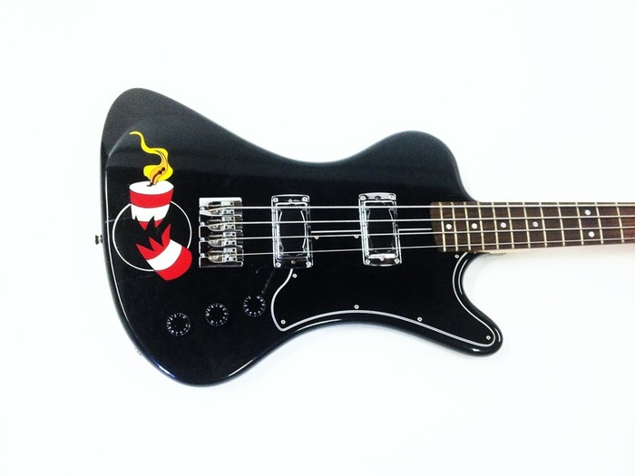 Lynz's Custom Designed Bass