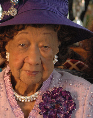 Dr. Dorothy Height (1912-2010), Executive Director, Phyllis Wheatley YWCA