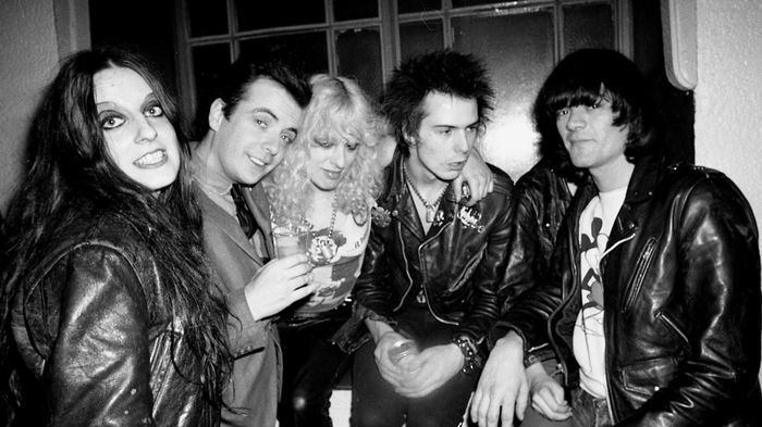 All the Young Punks, London, New Years Eve, '77