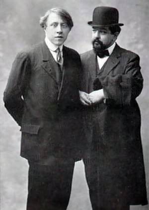 André Caplet and Claude Debussy