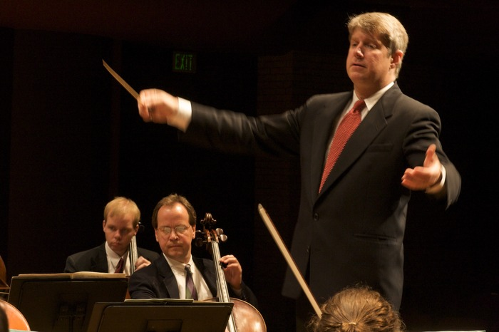 Conductor, Michael Stern