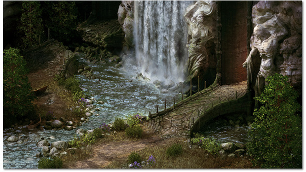 Environment Screenshot of Project Eternity - Click for a larger image
