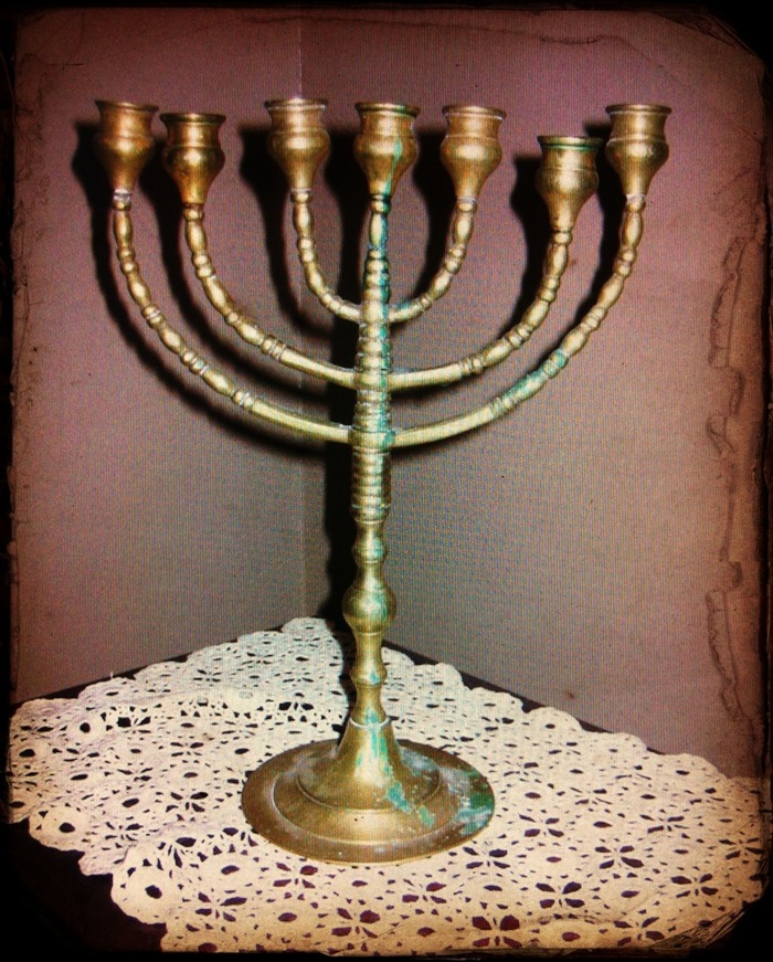 "The ""Polish Candelabra"""