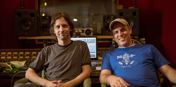 Weathervane's Brian McTear & Jason Smith, Executive Producer, Feb 2013