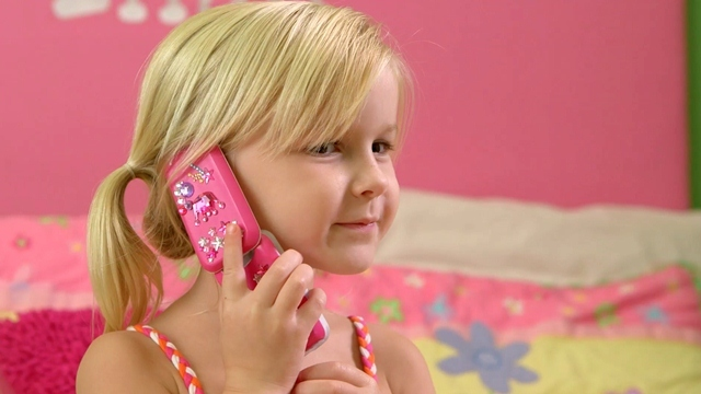 Pipsqueak is Fun, Durable and Safe.  A Bluetooth phone for Lilah and every other kid who wants to connect!
