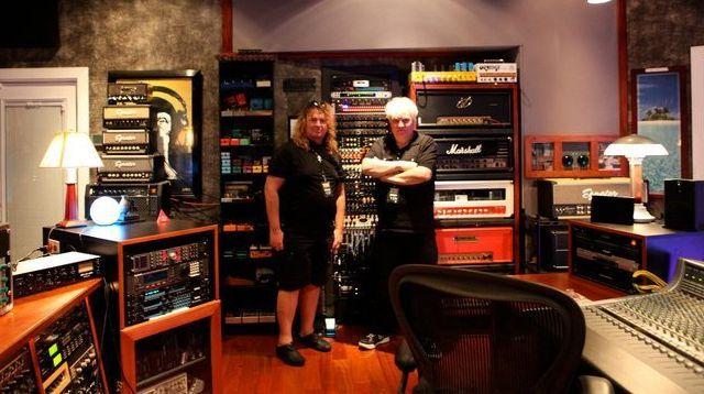 Dietrick Hardwick and Michael Wagener