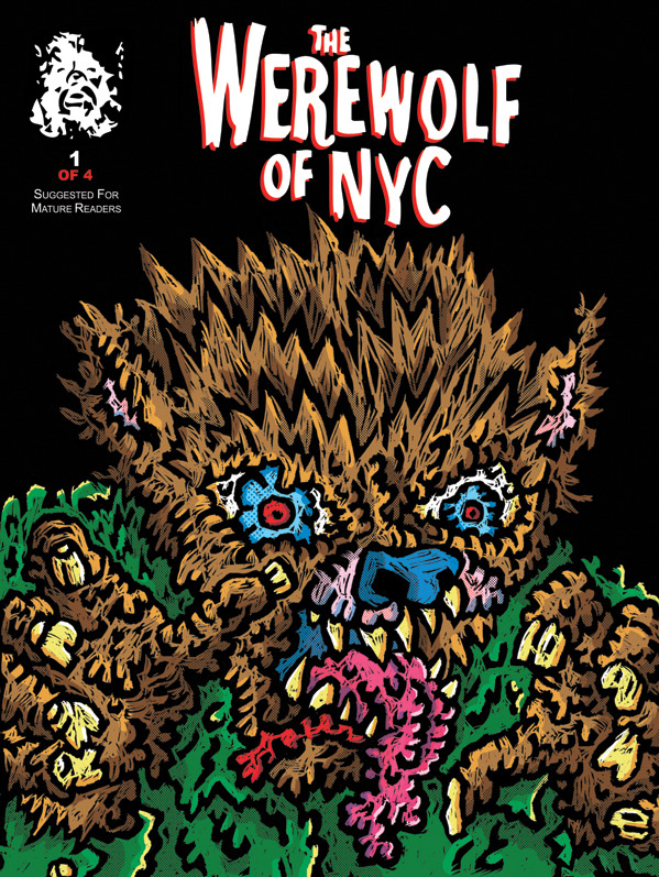 Werewolf of NYC  #1 Comic