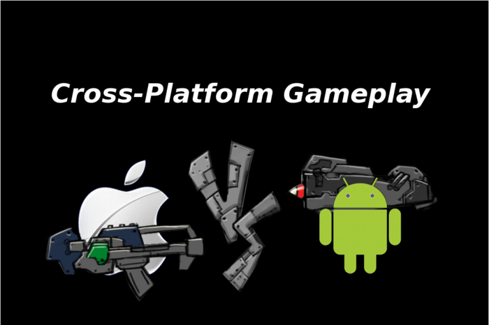 iOS & Android Cross-Platform Gameplay