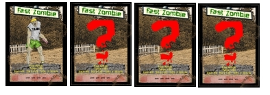 More Fast Zombies Tracker - Blink and you miss 'em.  And you're dead.