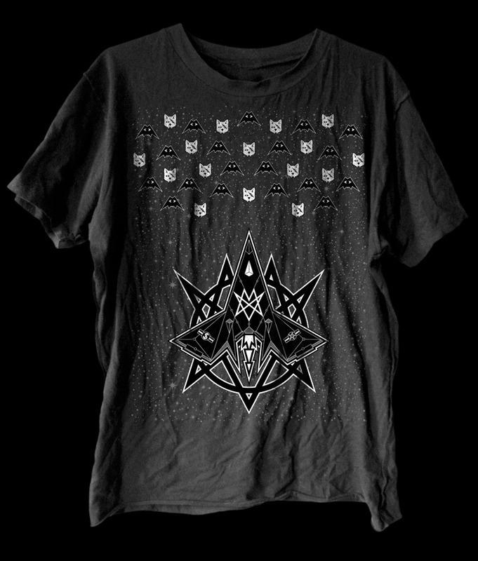 Kickstarter Exclusive Shirt (Front)