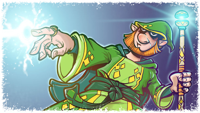 Gnome Mage: This rare adventurer is a Hero favorite.