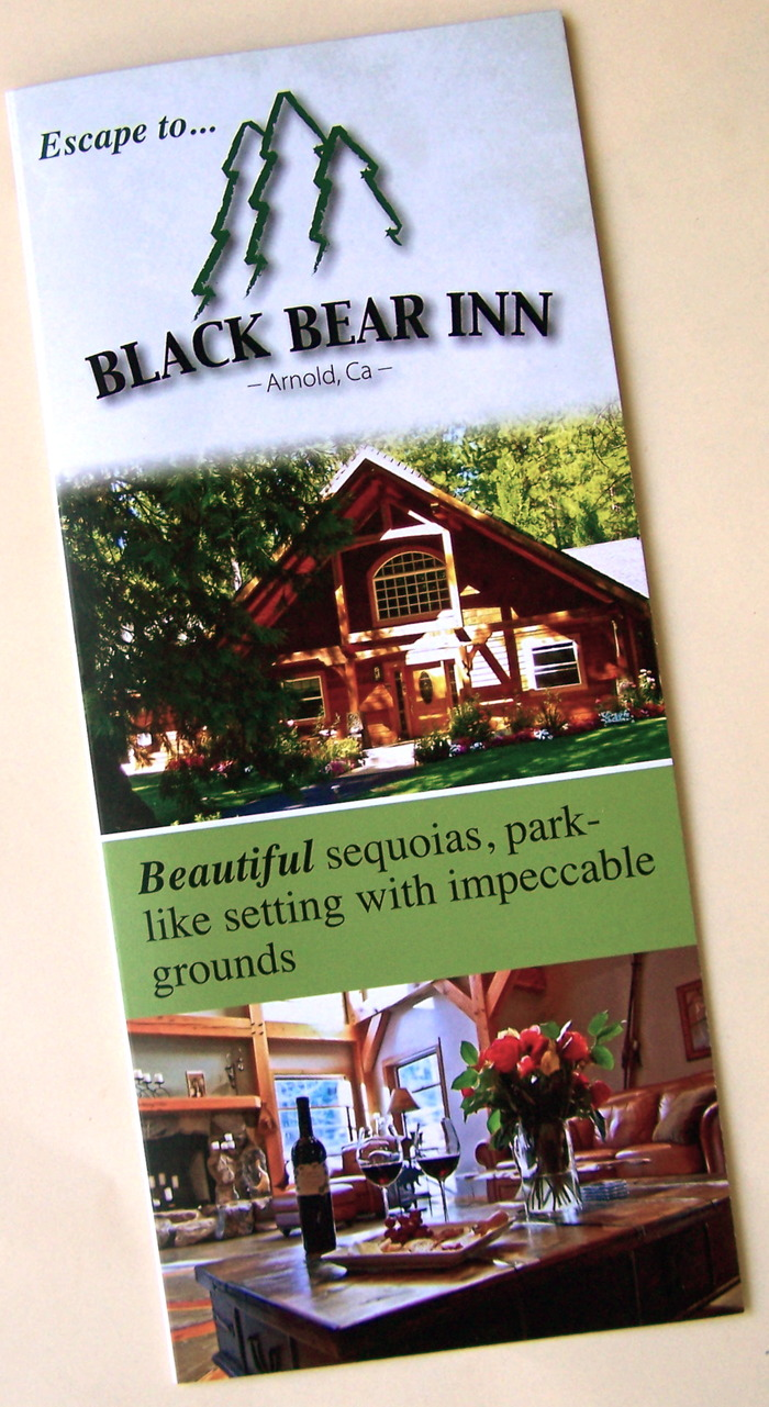 2 night stay at Black Bear Inn, Gourmet Dinner w/Artists, Day Trip to Yosemite.