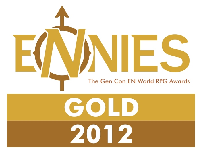 Winner of the Best Podcast Award at the 2012 Ennies