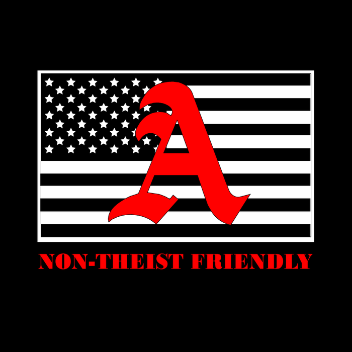 ...or a Non-Theist Friendly shirt!