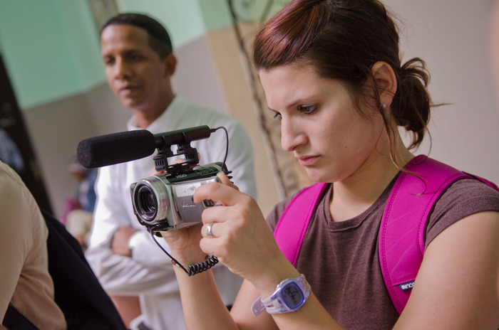 Philly Bubaris reporting in Cuba