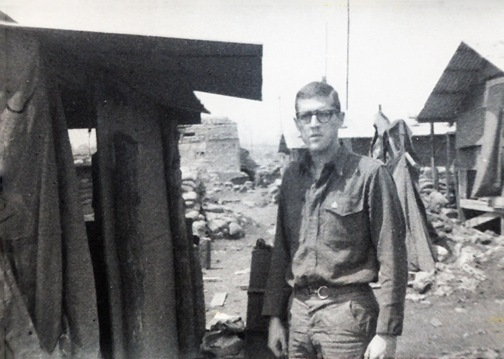 Frank Jones in Khe Sanh 1967