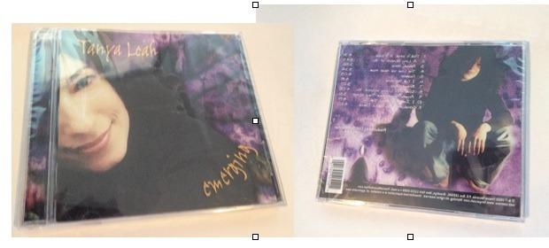 """emerging"" CD"