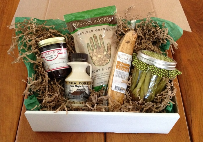 The Hudson Valley Bounty Box