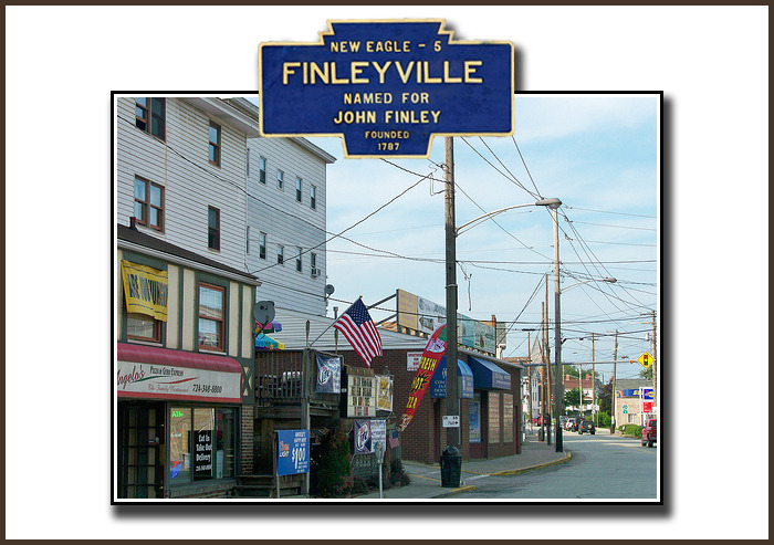 Kyle's Hometown: Finleyville PA