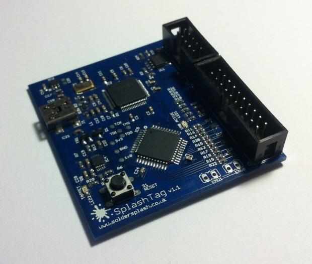 SplashTag XDS100v2 ARM Jtag
