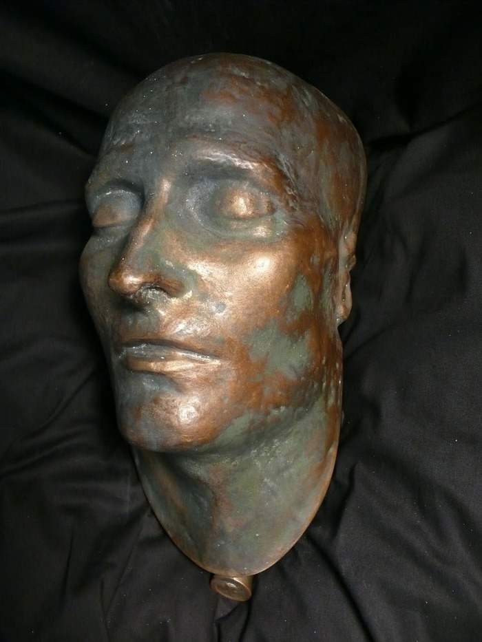 Napoleon I death mask