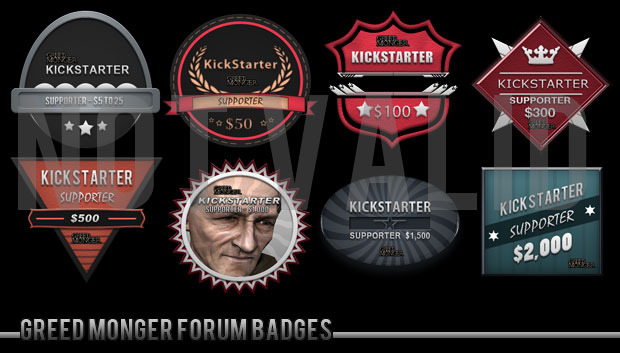Forum Badges