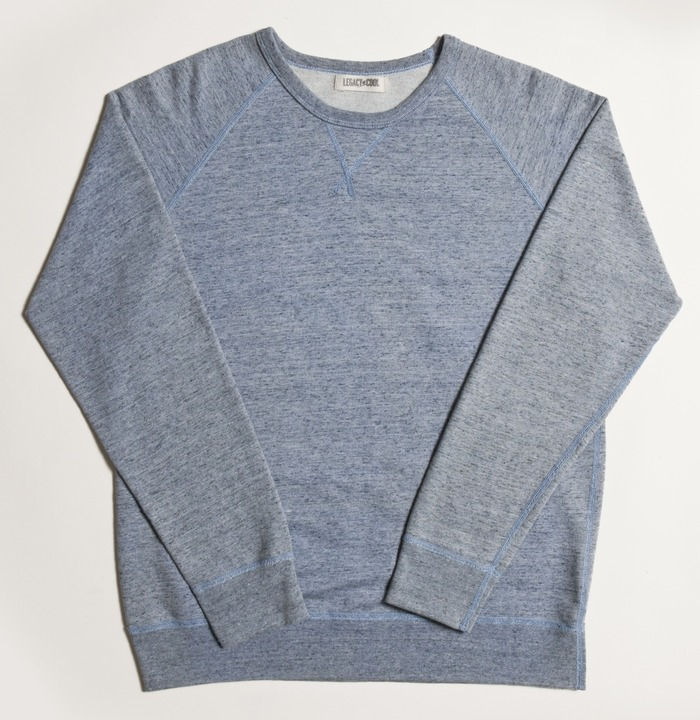 RD French Terry Crew Sweat Shirt $80 Pledge