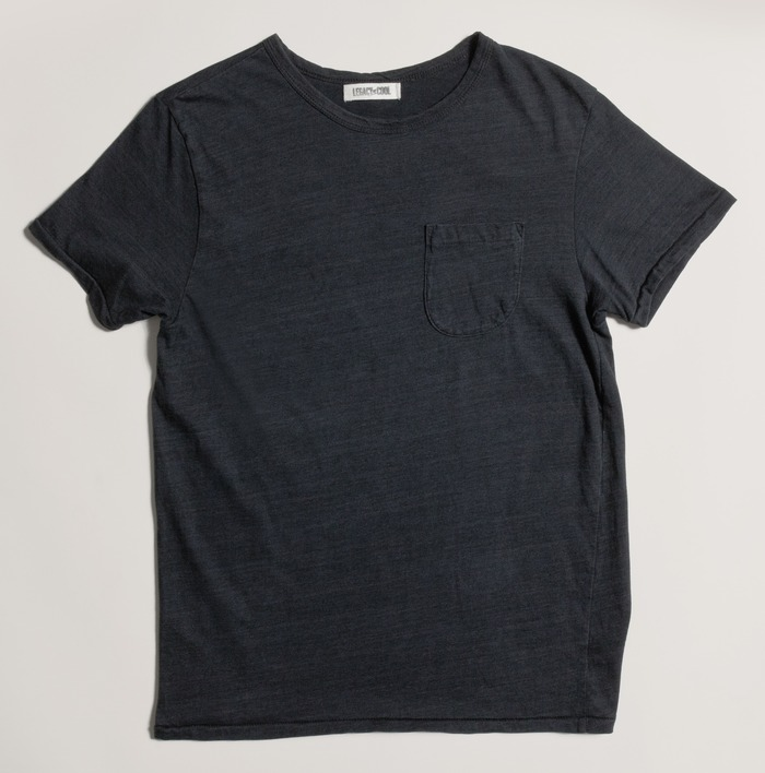 Black Indigo T Shirt - Limited Quantity - $120 Pledge
