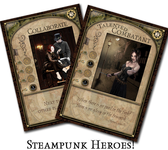 Kickstarter: The 6P Card Game of Victorian Combat B925b91b084390452ba405bb51cca693_large