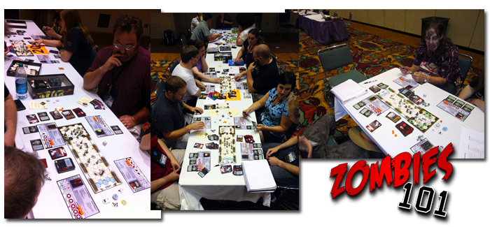 *Playtesting at GenCon 2012