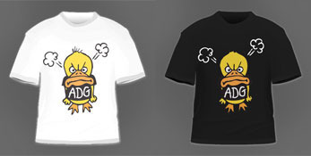 *Z101 and ADG Shirts Subject to design change.