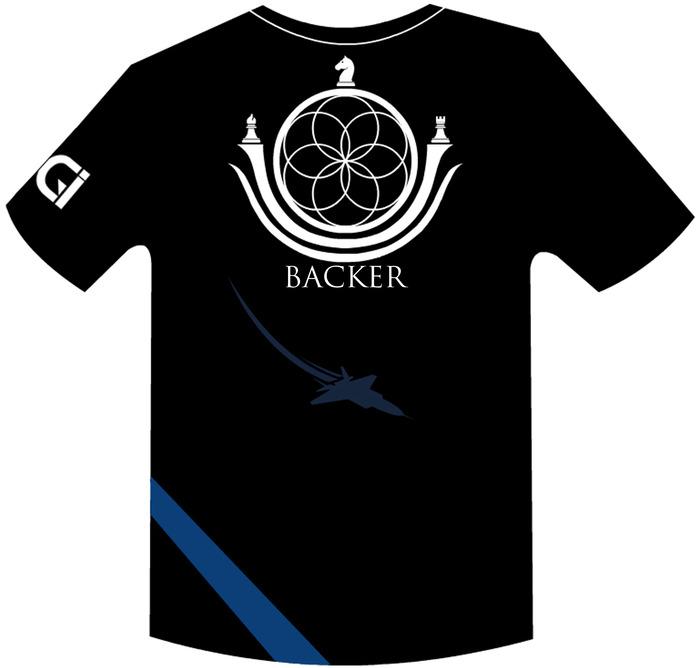 """""""Zenlil"""" T-Shirt BACK"""