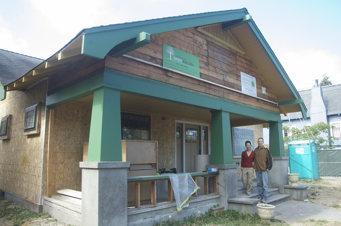Passive House retrofit in Santa Cruz, California