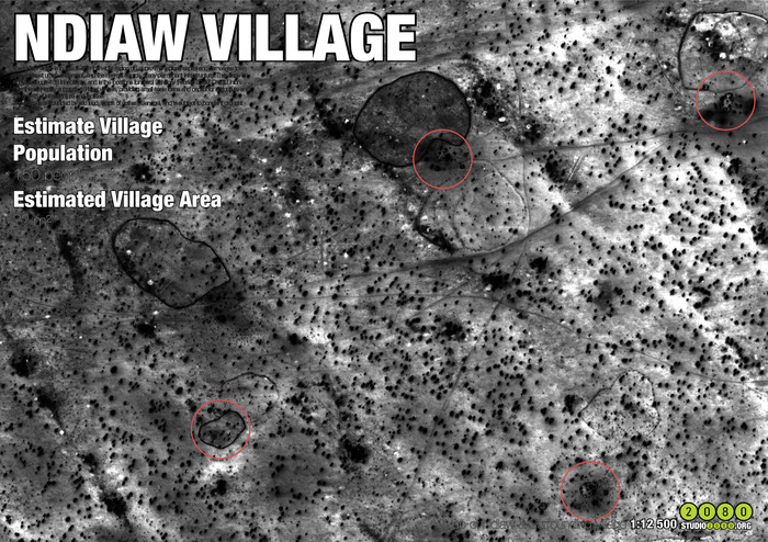 workshop location - Ndiaw village & surrounding settlements