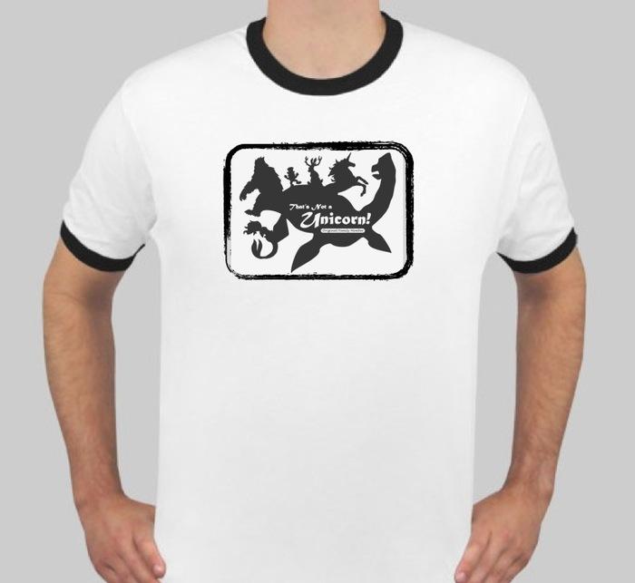 Logo T-shirt.