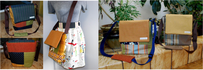 Fabulous Messenger Bags