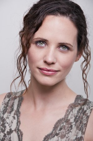 The lovely Rebecca... played by Melanie Lyons