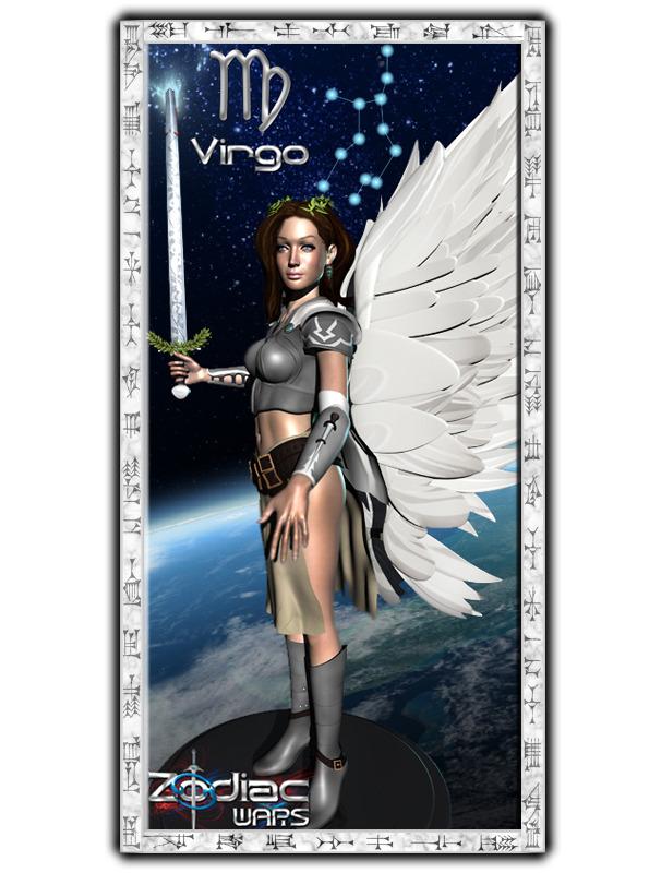 Zodiac Wars Virgo
