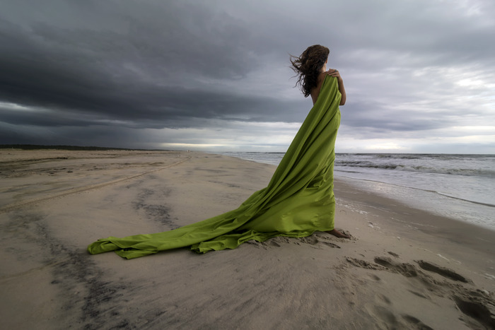 """""""Moments Before the Storm"""" with Zhanna Rozenbaum"""