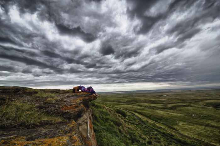 """""""Waiting For Blackfoot to Hunt the Buffalo"""" with Shelley Leung"""