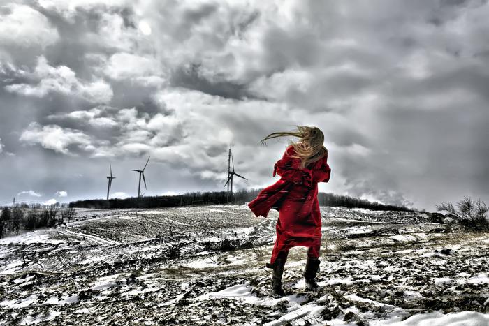 """Tilting at Windmills"" with Amanda Deprez"