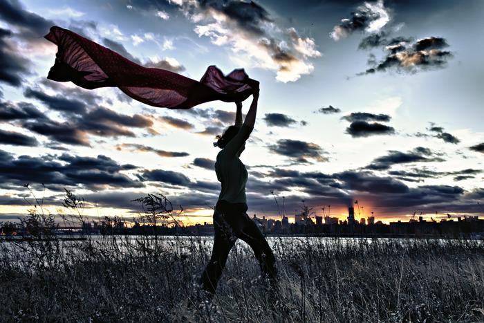 """Liberty Walks Alone"" with Ruckika Mandhyan"